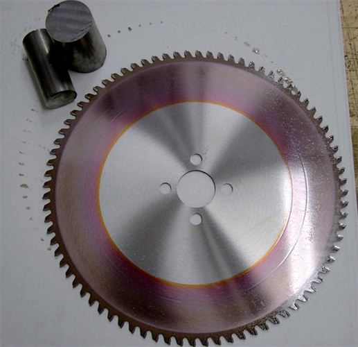 Steel cutting circular blades