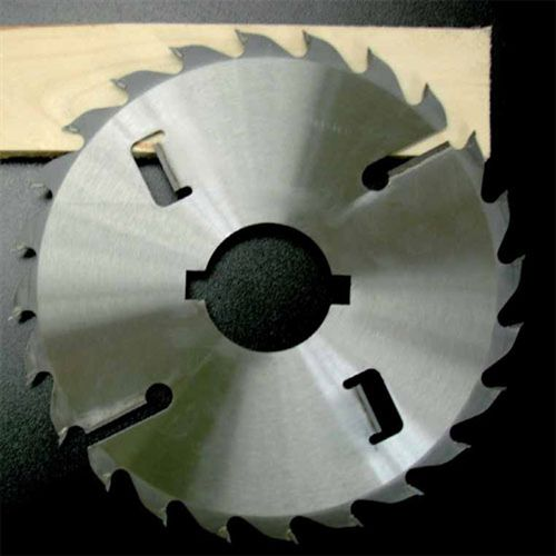 Spare parts for disc saw